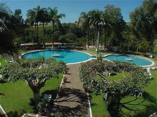 Hotel Aristos Mirador Cuernavaca: Pool