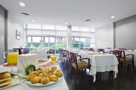 Sercotel Air Penedès Hotel : Restaurant