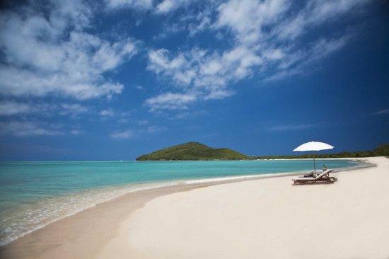 Saint Mary's, Antigua: Beach