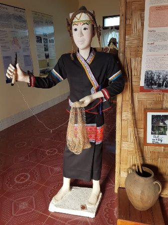Museum of Phongsaly Ethnic Groups Foto