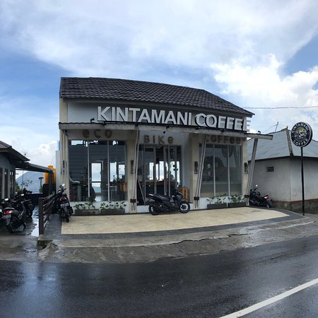 Entrance - Picture of Kintamani Coffee - eco BIKe coffee - Tripadvisor