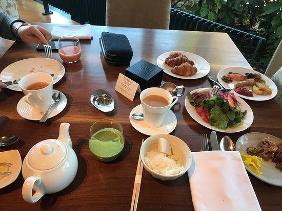 Hyatt Regency Hakone Resort and Spa: breakfast