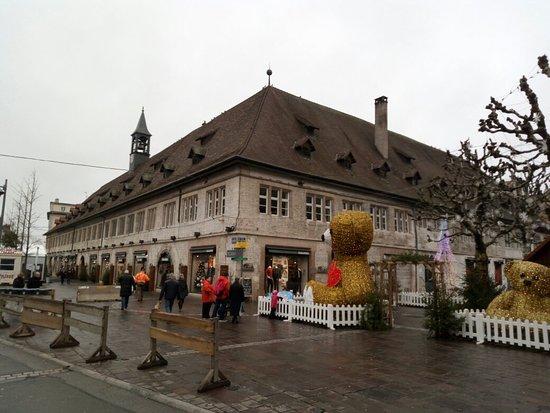 Halles de Montbéliard