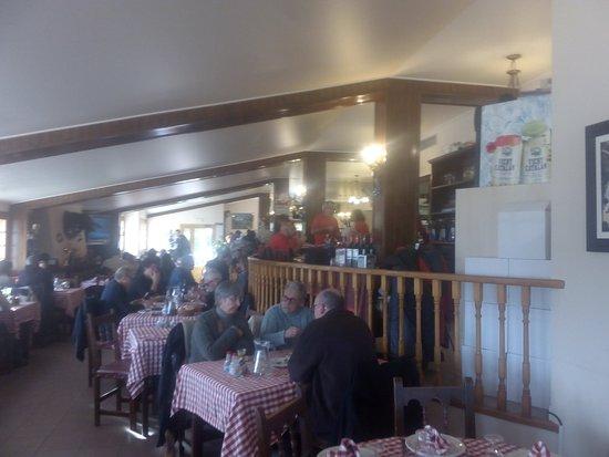 Macanet de Cabrenys, Spain: comedor