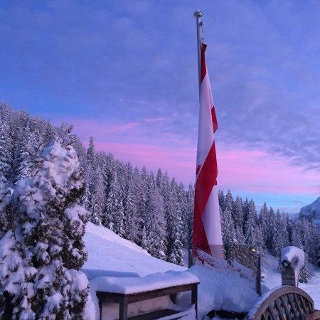 Kleinarl, Austria: Tolle Gastgeber, super freundliche Bedienungen, schöne Lage, gutes Essen  ! Wir kommen immer wie