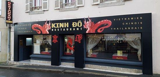 Landivisiau, Γαλλία: Peau neuve au KINH DÔ pour bien finir l'année