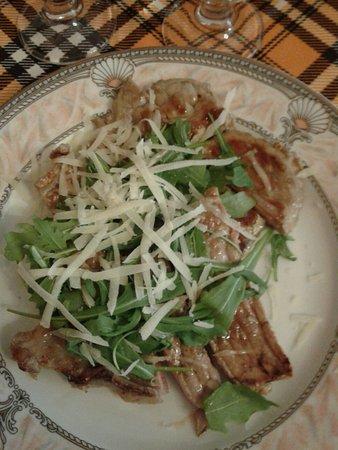 Sesta Godano, Italy: ottima bistecca...