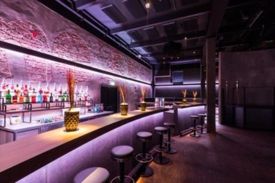Heilbronn, Germany: Bar @ Creme 21 - der Club