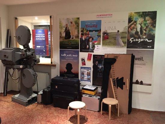 Das Kino - Salzburger Filmkulturzentrum