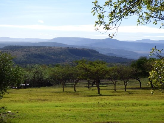Rorke's Drift, South Africa: peace and tranquility