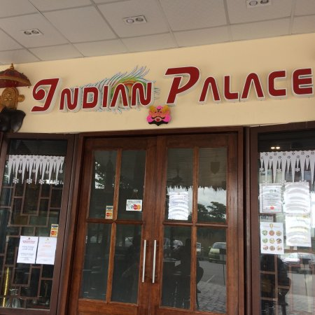 Indian Palace Restaurant Penang