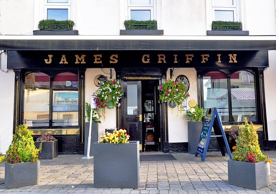 Трим, Ирландия: James Grifffin Pub, located at High Street, Trim since 1904