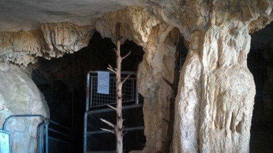Ingresso Grotta di Ispinigoli