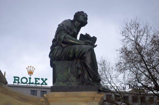 Gutenberg-Denkmal: Памятник книгопечатанию, Промышленность