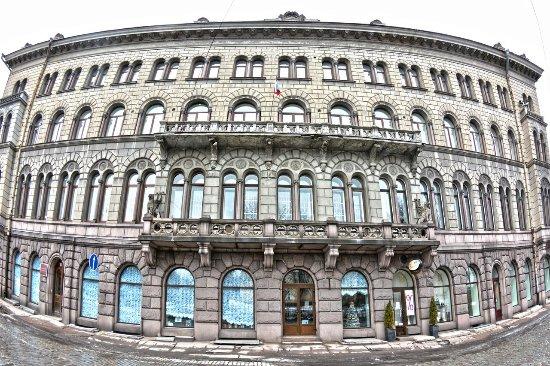 Межпоселенческая библиотека Выборгского района