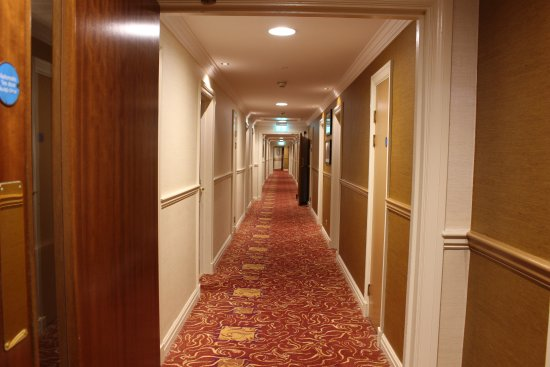 Stretton, UK: Room entrances