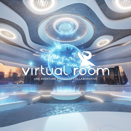 ‪VirtualRoom - Virtual Reality Paris‬