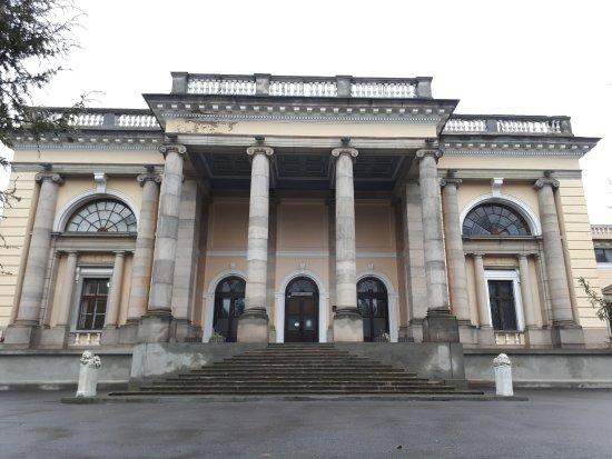 Nemyriv, Ucrânia: Дворец графини Щербатовой
