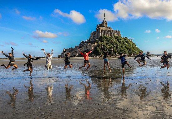 Genets, France: Chemins de la Baie