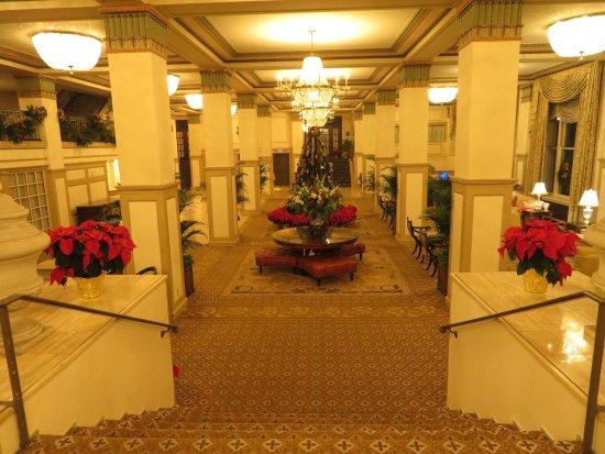 Francis Marion Hotel: Lobby area