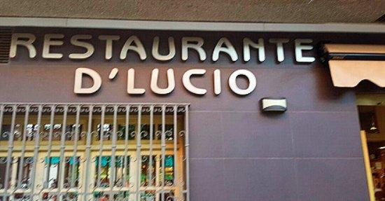 Cehegin, Spain: Don Lucio