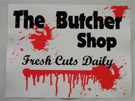 C & C Xscape Rooms: The Butcher Shop
