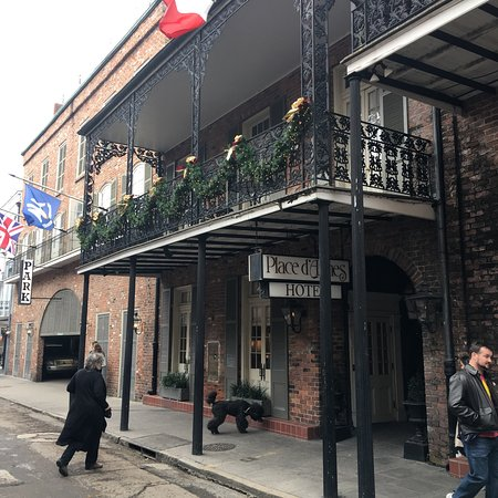 Place D Armes Hotel New Orleans Reviews