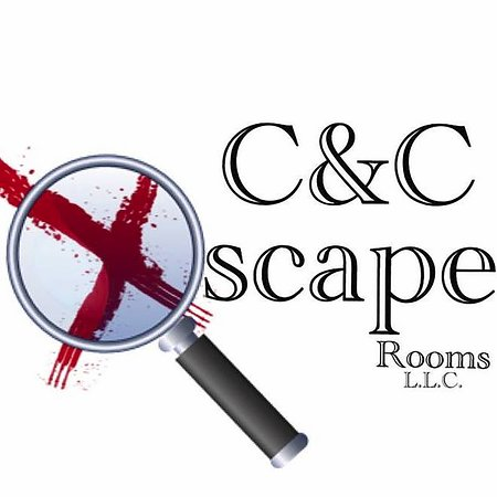 C & C Xscape Rooms: Logo