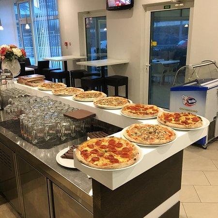 Zminj, Хорватия: Pizzeria Ulika