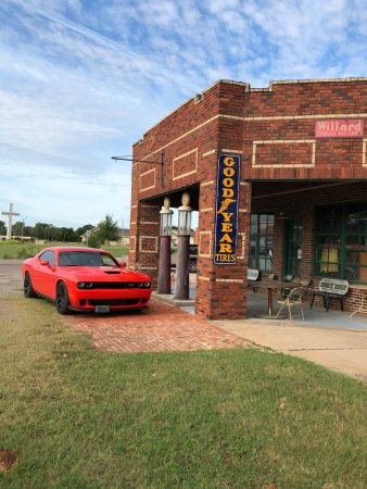 Chandler, Oklahoma: Route 66 2017