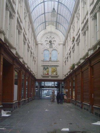 Passage de la Bourse - Charleroi