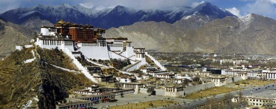 Lhasa, China: getlstd_property_photo