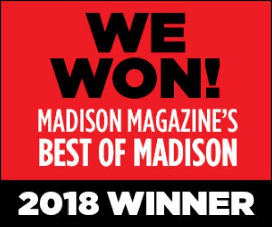 Lake Mills, WI : We're excited to be nominated as BEST OF MADISON - WINERY!