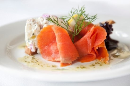 Cardigan, Kanada: Lets start with smoked salmon