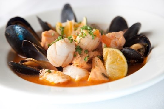 Cardigan, Kanada: How about a seafood stew yum yum