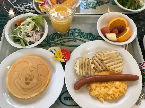 Set breakfast - 浦安市、クリス...