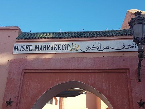 תמונה מMuseum of Marrakesh