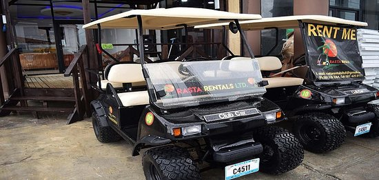Rasta Golf Cart Rentals