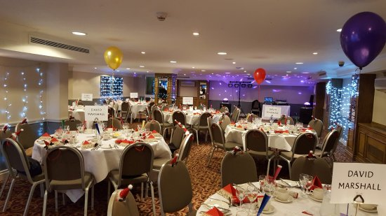 Handforth, UK: Function Suite