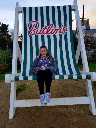 Butlin's Minehead Resort: 20171224_134726_large.jpg
