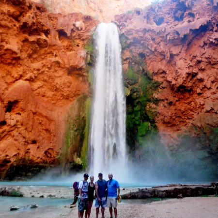 singles in supai With hiking boots i wouldn't have felt a single single rock arriving into supai the trail has now turned into a light havasu falls was such an incredible and.