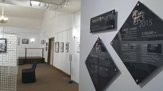 Hallberg Center For The Arts