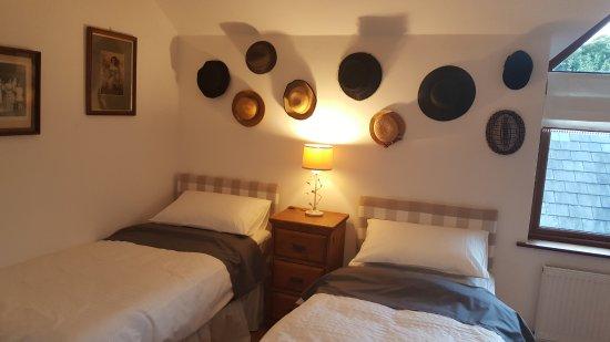 Butlersbridge, أيرلندا: The Hat Room is our twin en suite