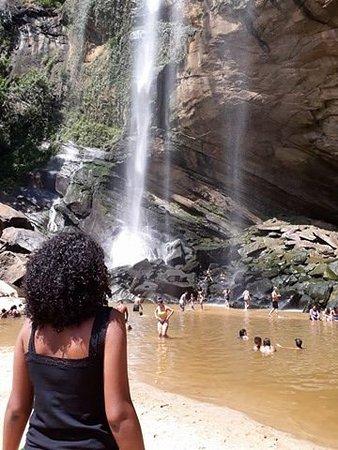 Estado de Espíritu Santo: Cachoeira Alta