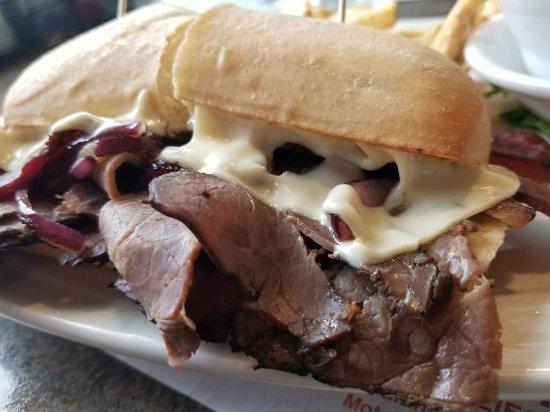 Hi-Lo Cafe: Lumberjack sandwich