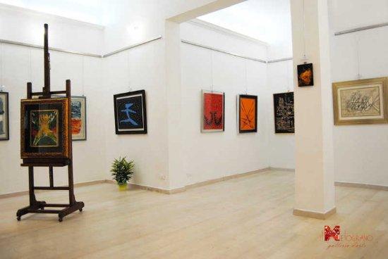 Livorno, إيطاليا: Una bella mostra del 2011 alla galleria Il Melograno