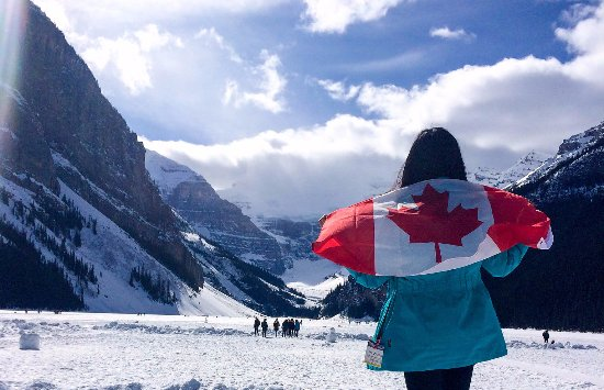 Ванкувер, Канада: Experience winter in Canada's infamous Rocky Mountains