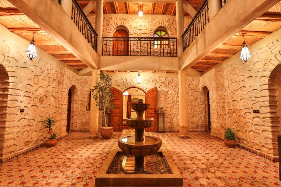 Ghazoua, Marocko: passio