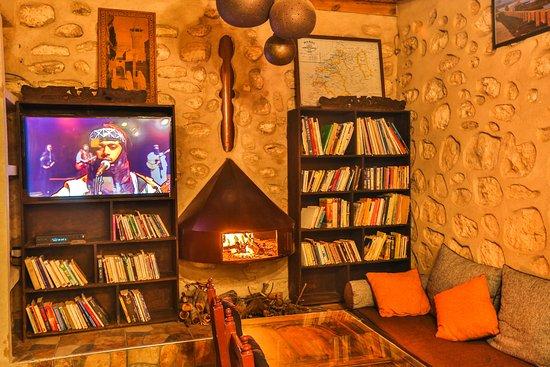 Ghazoua, Marocko: chemenner