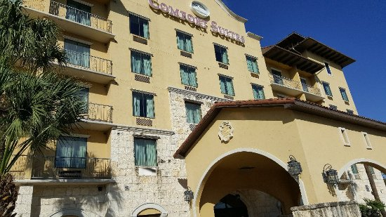 Comfort Suites Alamo/Riverwalk: 20171117_143555_large.jpg